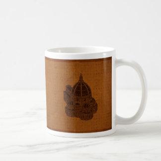 Cathedrals: Basilika di Santa Maria del Fiore Classic White Coffee Mug
