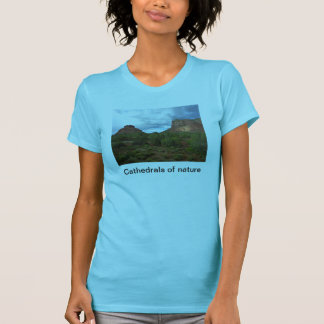 Cathedrals of nature T-Shirt