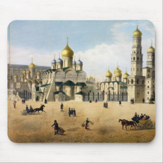 Cathedrals of the Annunciation and the Archangel, Mouse Pad
