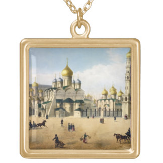 Cathedrals of the Annunciation and the Archangel, Custom Necklace