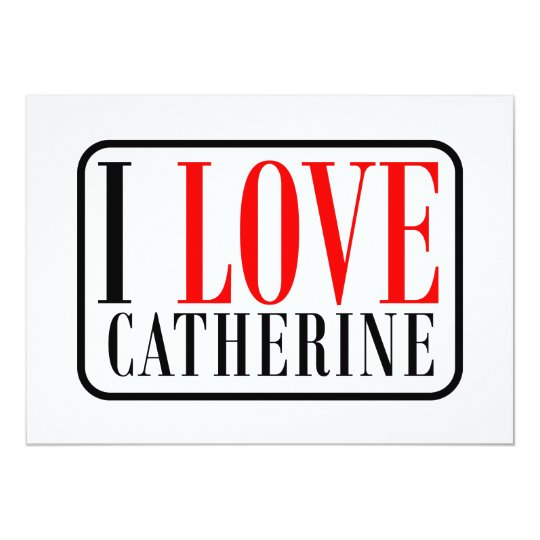 Catherine, Alabama City Design Card