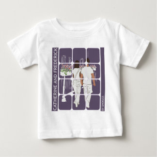 Catherine and Frederick Baby T-Shirt
