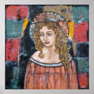 Catherine - ángel - poster