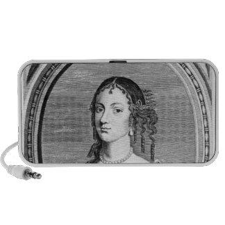 Catherine de Braganza Altavoces De Viaje