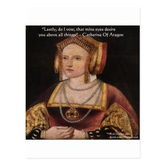 Catherine de los regalos y de las tarjetas de la c postal