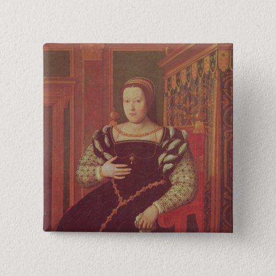 Catherine de Medici, 1585-86 Button