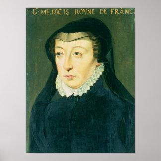 Catherine de Medici Poster
