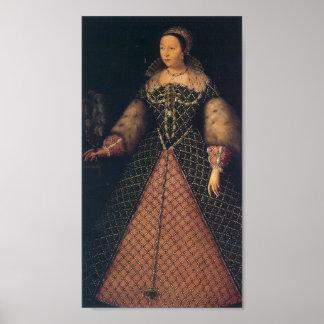 Catherine de' Medici Queen of France Print