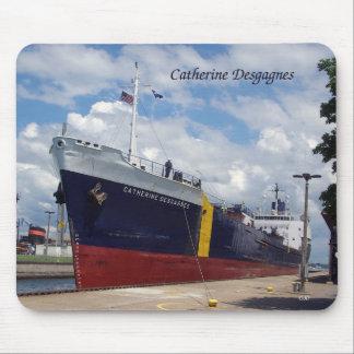 Catherine Desgagnes mousepad