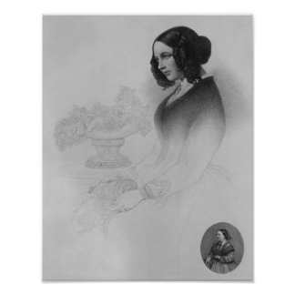 Catherine Dickens Poster