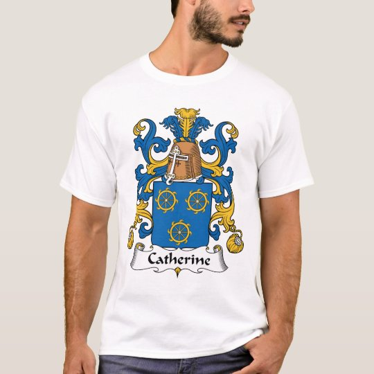 Catherine Family Crest T-Shirt