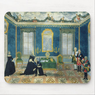 Catherine II recalling Chancellor Alexey Mousepads