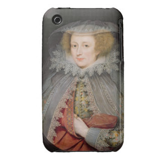 Catherine Killigrew, Lady Jermyn, 1614 (oil on pan iPhone 3 Case-Mate Cases