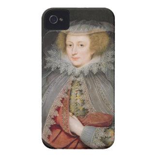 Catherine Killigrew, señora Jermyn, 1614 (aceite Case-Mate iPhone 4 Cárcasas