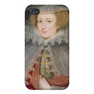 Catherine Killigrew, señora Jermyn, 1614 (aceite e iPhone 4 Fundas