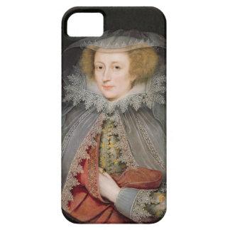 Catherine Killigrew, señora Jermyn, 1614 (aceite iPhone 5 Funda