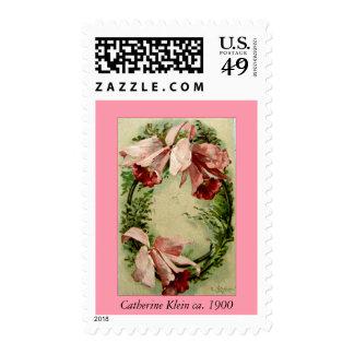 Catherine Klein Flower Alphabet O Foxglove Postage