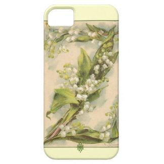 Catherine Klein Flower Alphabet Z Lily of Valley iPhone SE/5/5s Case