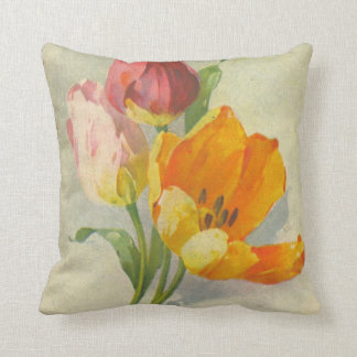 Catherine Klein Postcard Reproduction Pillow