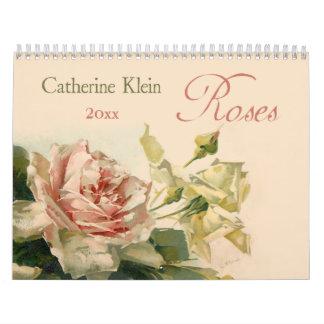 Catherine Klein Roses Calendar