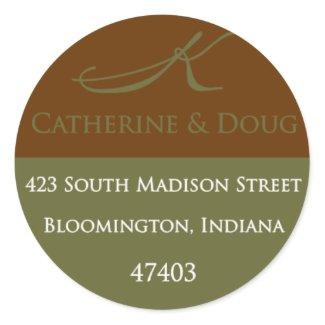 Catherine Mailing Sticker3 sticker