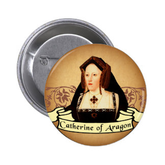 Catherine of Aragon Classic 2 Inch Round Button