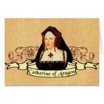 Catherine of Aragon Classic Card