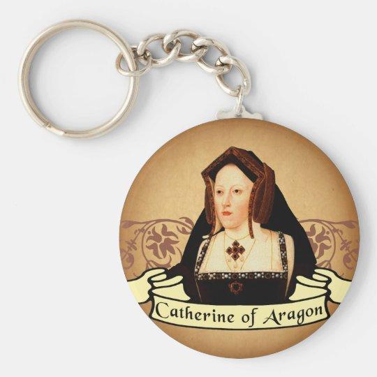 Catherine of Aragon Classic Keychain