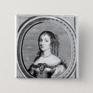 Catherine of Braganza Button