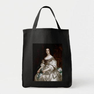 Catherine of Braganza by Sir Peter Lely Tote Bag