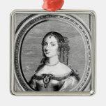 Catherine of Braganza Christmas Tree Ornaments