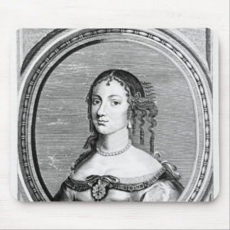 Catherine of Braganza Mouse Pad