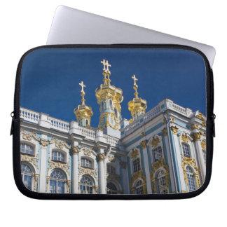 Catherine Palace Chapel detail Laptop Sleeve
