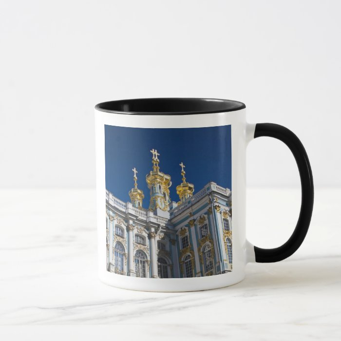Catherine Palace Chapel detail Mug