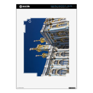 Catherine Palace Chapel detail Decals For iPad 3