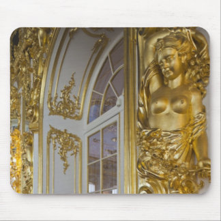 Catherine Palace, detail of the Great Hall 2 Mouse Pad