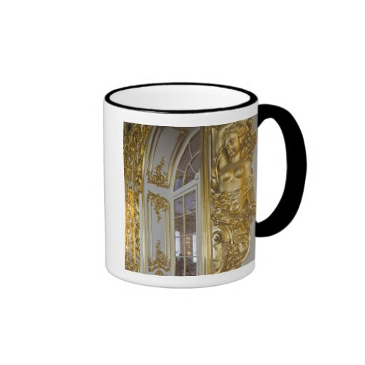 Catherine Palace, detail of the Great Hall 2 Mug