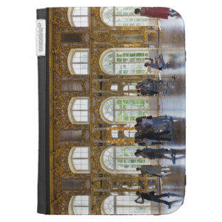 Catherine Palace, detail of the Great Hall 3 Kindle Keyboard Cases