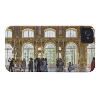 Catherine Palace, detail of the Great Hall 3 iPhone 4 Case-Mate Case