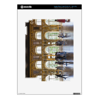 Catherine Palace, detail of the Great Hall 3 Skins For iPad 3