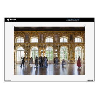 """Catherine Palace, detail of the Great Hall 3 15"""" Laptop Skin"""