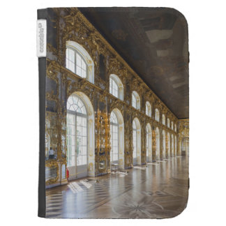 Catherine Palace, detail of the Great Hall Kindle Folio Cases