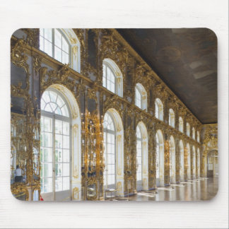 Catherine Palace, detail of the Great Hall Mouse Pad