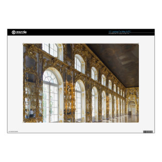 Catherine Palace, detail of the Great Hall Skins For Laptops