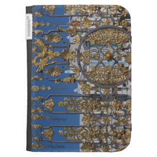 Catherine Palace, palace gate Kindle Cases