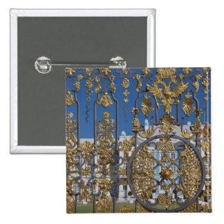 Catherine Palace, palace gate Pinback Button