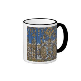 Catherine Palace, palace gate Ringer Mug
