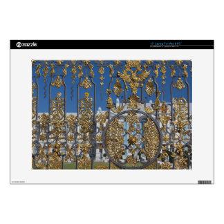 "Catherine Palace, palace gate 15"" Laptop Skins"