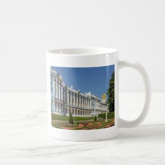 Catherine Palace Tsarskoe Selo Saint Petersburg Coffee Mug