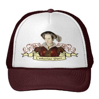 Catherine Parr Gorras